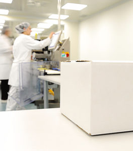 contract packaging ina food service setting