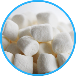 toppings marshmallow